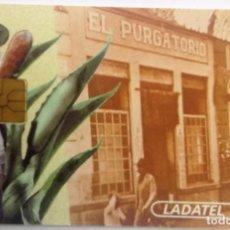 Tarjetas telefónicas de colección: TARJETA TELEFONICA DE MEXICO . Lote 96024735