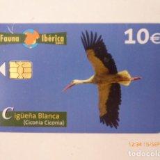 Tarjetas telefónicas de colección: TARJETA TELEFONICA USADA. . Lote 97959227