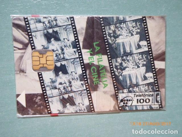 TARJETA TELEFONICA, PRECINTADA , NUEVA, TIRADA 4,100 (Coleccionismo - Tarjetas Telefónicas)