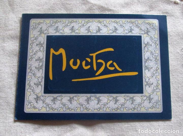 Tarjetas telefónicas de colección: Tarjeta telefonica sin uso, Mucha Museo, Praga - Foto 2 - 100056383
