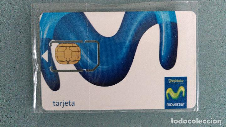 TARJETA NUEVA MOVISTAR GSM FAI (VER PARTE POSTERIOR) (Coleccionismo - Tarjetas Telefónicas)