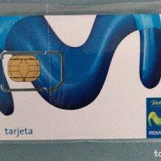 Tarjetas telefónicas de colección: TARJETA NUEVA MOVISTAR GSM FAI (VER PARTE POSTERIOR). Lote 101139954