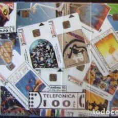 Tarjetas telefónicas de colección: P 12 - COLLAGE - TIRADA 2.000 - NUEVA CON PRECINTO - A058. Lote 103712071