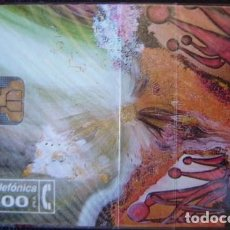 Tarjetas telefónicas de colección: P 29 - SUEÑO AFRICANO - TIRADA 2.000 - NUEVA CON PRECINTO - A064. Lote 103716071