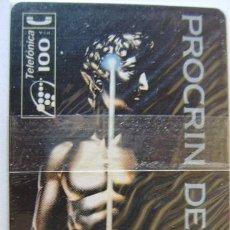 Tarjetas telefónicas de colección: P 34 - PROCRIN DEPOT 12/93 - NUEVA CON PRECINTO - A065. Lote 103716743