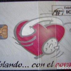 Tarjetas telefónicas de colección: P 46 - CARDIOVAS RETARD - NUEVA CON PRECINTO - A067. Lote 103718087