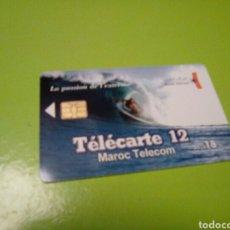Tarjetas telefónicas de colección: TARJETA TELEFONICA MARRUECOS MAROC TELECOM 18 DH. Lote 113428403