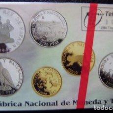 Tarjetas telefónicas de colección: MONEDAS CONMEMORATIVAS - P 107 - USADA 1ª CALIDAD - VER FOTO REVERSO - A533. Lote 119036935