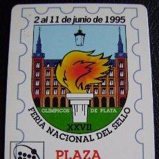 Tarjetas telefónicas de colección: PLAZA MAYOR - P 123 - USADA 1ª CALIDAD - A542. Lote 119062959