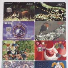 Tarjetas telefónicas de colección: COLECCION DE 36 TARJETAS TELEFONICAS DE ANDORRA. Lote 127899439