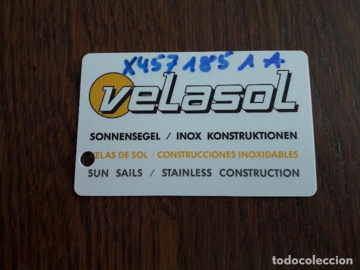 Tarjetas telefónicas de colección: tarjeta willy boos, tapicería naútica. - Foto 2 - 127973391