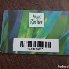 Tarjetas telefónicas de colección: TARJETA YVES ROCHER.. Lote 128432587