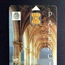 Cartes Téléphoniques de collection: ESPAÑA:CP-069:TARJETA TELEFONICA (1000 PTA.) PALENCIA-TIRADA 9.000 EJEMPLARES (DESCRIPCIÓN). Lote 130694954