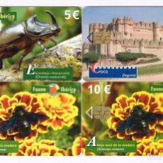Tarjetas telefónicas de colección: LOTE TARJETAS TELEFÓNICAS ESPAÑA. Lote 136651358