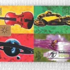 Tarjetas telefónicas de colección: TARJETA TELEFÓNICA. COMUNIDAD VALENCIANA. Lote 137747586
