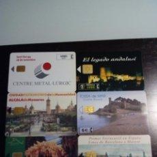 Tarjetas telefónicas de colección: LOTE TARJETAS. Lote 142713630