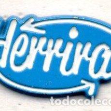 Tarjetas telefónicas de colección: PIN POLITICO-HERRIA. Lote 143808426