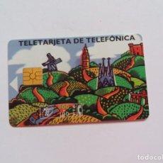 Tarjetas telefónicas de colección - TARJETA TELEFONICA - EMPRESA TELEFONICA - TELETARJETA DE TELEFONICA - 900 + 100 PTAS - 146085894
