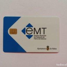 Tarjetas telefónicas de colección - TARJETA TELEFONICA - EMT - EMPRESA MUNICIPAL DE TRANSPORTS DE PALMA MALLORCA - 146087874