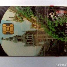 Tarjetas telefónicas de colección: ESPAÑA:CP-019:TARJETA TELEFONICA (2.000+100 PTA) VISITA PAPA PABLO II.,AÑO 1993,NUEVA-DESCRIPCIÓN). Lote 151963698