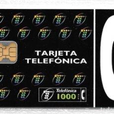 Tarjetas telefónicas de colección: TARJETA TELEFONICA. 1000 PTA. 01/95. Lote 152204686