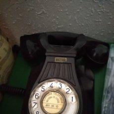 Tarjetas telefónicas de colección: TELÉFONO BAQUELITA PERFECTO ESTADO. Lote 156859080