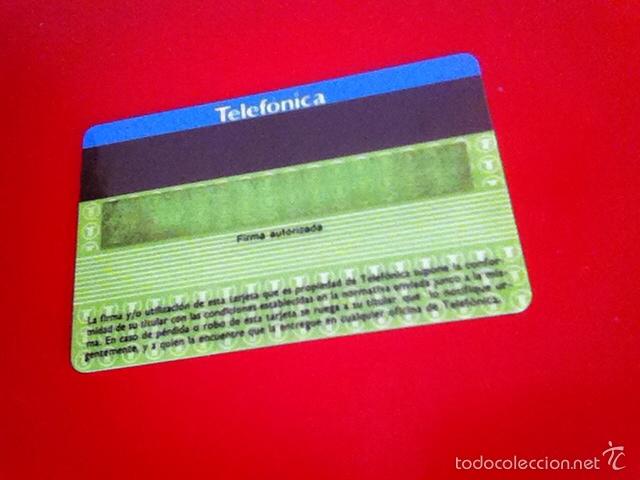 Tarjetas telefónicas de colección: TARJETA TELEFÓNICA . Tarjeta 92 BMP 002 - Foto 2 - 170300418