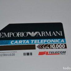Tarjetas telefónicas de colección: TARJETA TELEFONICA TELECOM ITALIA. Lote 170857060