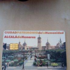 Carte telefoniche di collezione: TARJETA TELEFONICA. Lote 219010367
