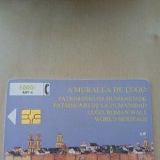 Carte telefoniche di collezione: TARJETA TELEFONICA. Lote 219010393
