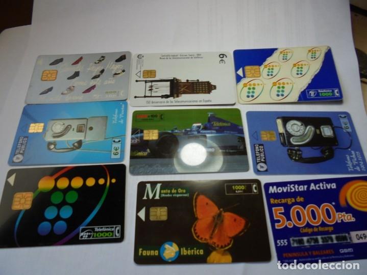 Tarjetas telefónicas de colección: magnificas 105 tarjetas telefonicas - Foto 3 - 177485948