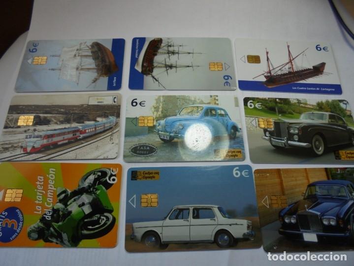 Tarjetas telefónicas de colección: magnificas 105 tarjetas telefonicas - Foto 6 - 177485948