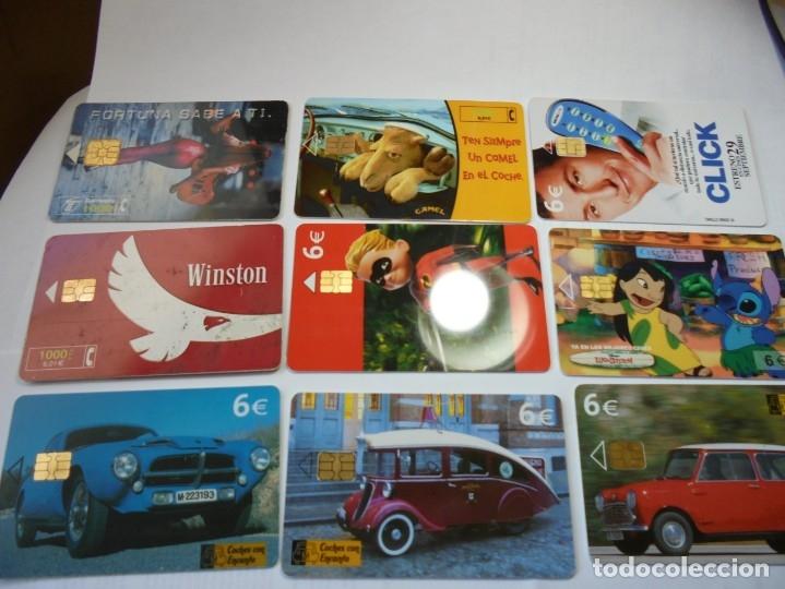 Tarjetas telefónicas de colección: magnificas 105 tarjetas telefonicas - Foto 7 - 177485948