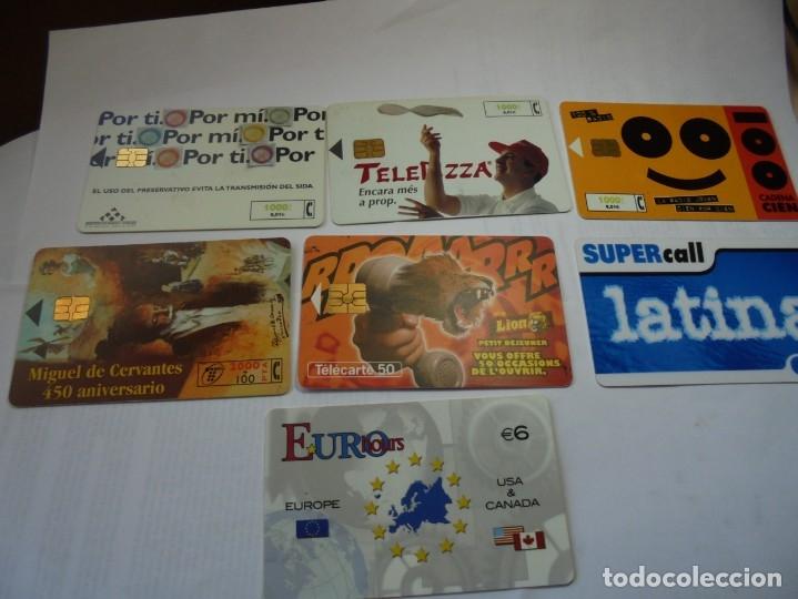Tarjetas telefónicas de colección: magnificas 105 tarjetas telefonicas - Foto 12 - 177485948