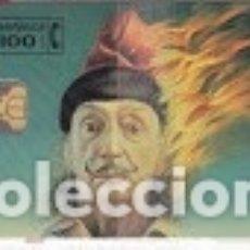 Tarjetas telefónicas de colección: TARJETA DE ESPAÑA DE DALI DE TIRADA 2000 NUEVA CON BLISTER ( P-049 ). Lote 178080150