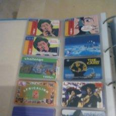Cartões de telefone de coleção: LOTE 100 TARJETAS TELEFONICAS PREPAGO. Lote 182800375