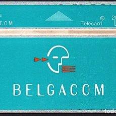 Tarjetas telefónicas de colección: TARJETA TELEFONICA USADA DE BELGICA AÑO 1.994. Lote 183012528