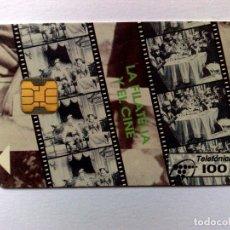Cartes Téléphoniques de collection: P-058:TARJETA TELEFÓNICA,ANFIL (100 PTA.) TIRADA 4.100 EJEMPLARES (05/94). Lote 183546563