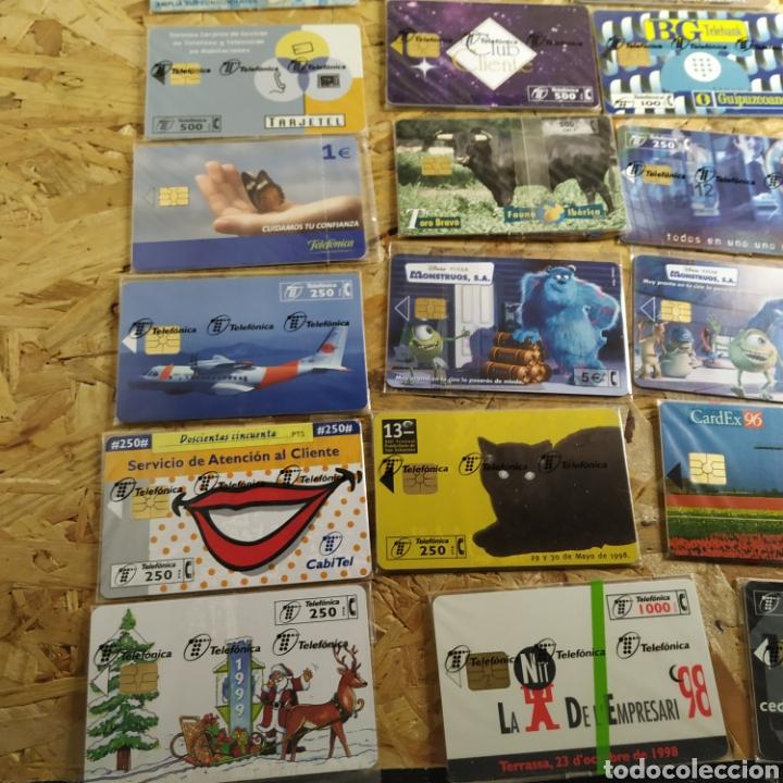 Tarjetas telefónicas de colección: 41 tarjetas telefónicas sin usar - Foto 5 - 190144296