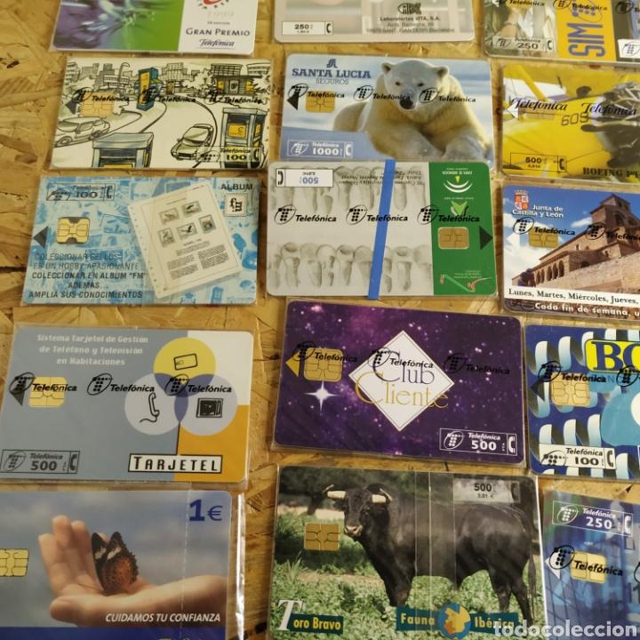 Tarjetas telefónicas de colección: 41 tarjetas telefónicas sin usar - Foto 6 - 190144296