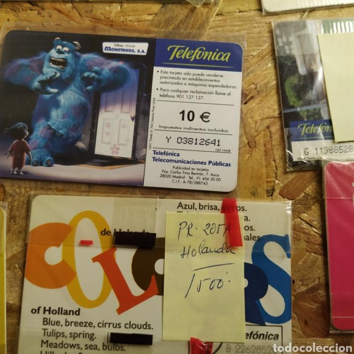 Tarjetas telefónicas de colección: 41 tarjetas telefónicas sin usar - Foto 13 - 190144296