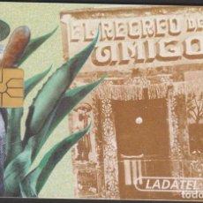 Tarjetas telefónicas de colección: TARJETA TELEFÓNICA MEXICO LADATEL $30 TELMEX PHONECARD TELEPHONE CHIP TELÉFONO PUBLICO PULQUERIAS. Lote 191828755