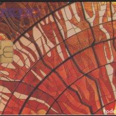 Tarjetas telefónicas de colección: TARJETA TELEFÓNICA MEXICO LADATEL $30 TELMEX PHONECARD TELEPHONE CHIP TELÉFONO VISION COSMOGONICA. Lote 191835537