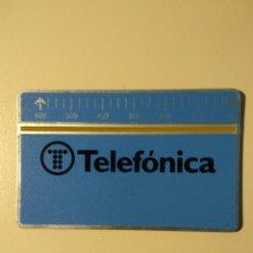 Tarjetas telefónicas de colección: TARJETA TELEFÓNICA PRIMERA EMISIÓN. Lote 194699033