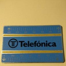 Tarjetas telefónicas de colección: TARJETA TELEFÓNICA PRIMERA EMISIÓN. Lote 194700070