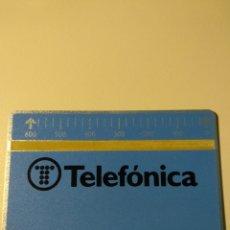 Tarjetas telefónicas de colección: TARJETA TELEFÓNICA SEGUNDA EMISIÓN. Lote 194700715