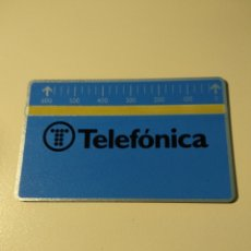 Tarjetas telefónicas de colección: TARJETA TELEFÓNICA SEGUNDA EMISIÓN. Lote 194702395