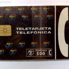 Cartões de telefone de coleção: TARJETA TELEFONICA;G-016: (500 PTA) IMAGEN'95,NUEVA CON PRECINTO (04/98). Lote 197513622