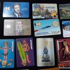 Tarjetas telefónicas de colección: COLECCIONES DE 150 TARGETAS TELEFONICAS DIFERENTES TODAS. Lote 197854041