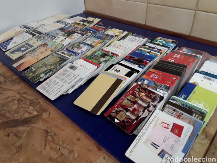 Tarjetas telefónicas de colección: Coleccion Lote de más de 350 antiguas tarjetas de teléfono - Foto 3 - 199502153